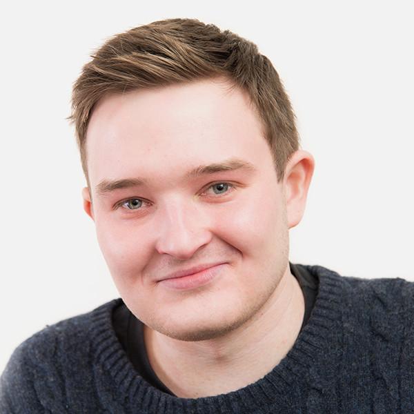 Andy Illingworth, Print Designer, Toast Food