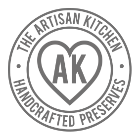 The Artisan Kitchen Jam Branding by Toast Food