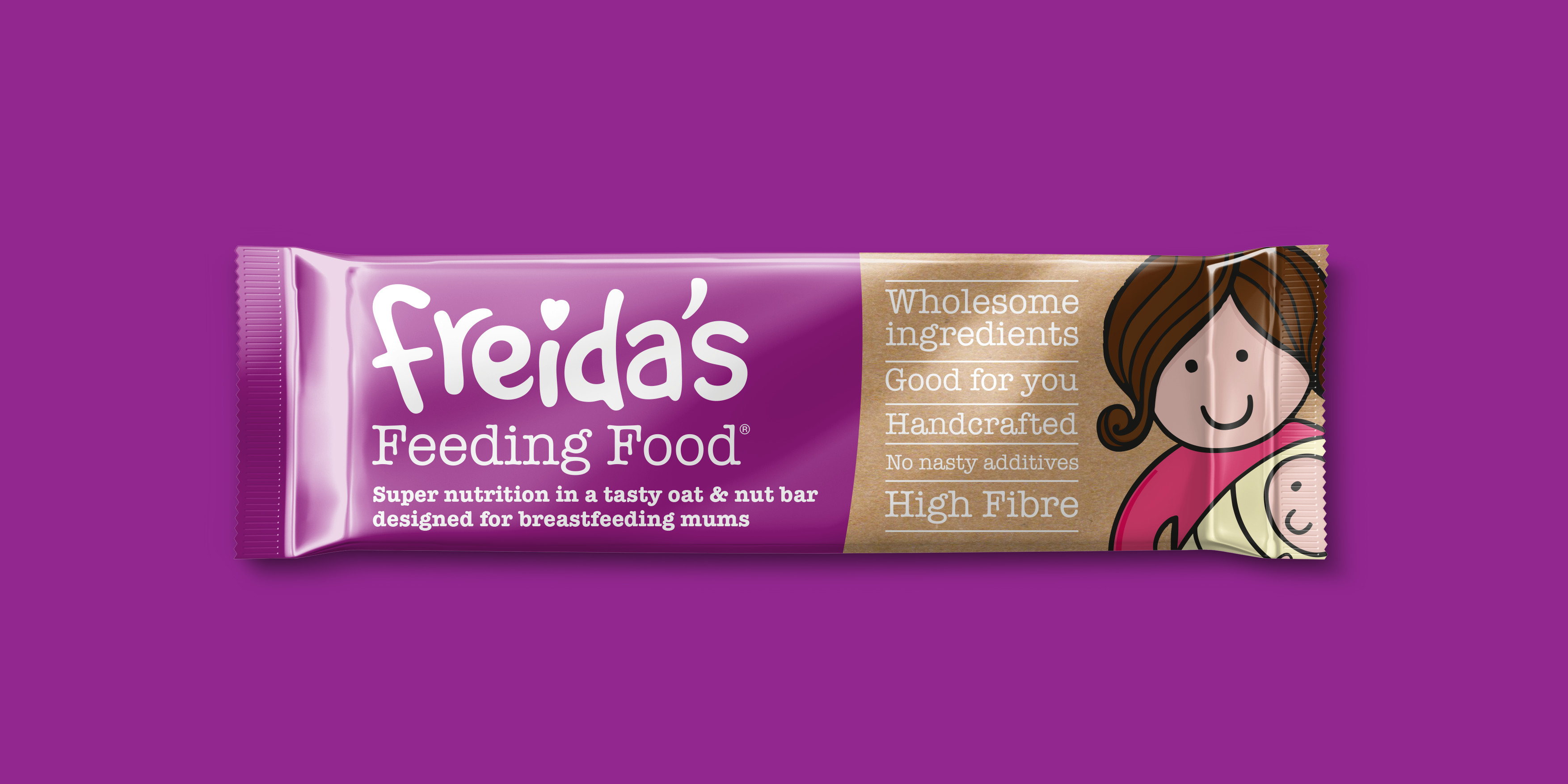 Freida's Pantry Branding and Packaging Design