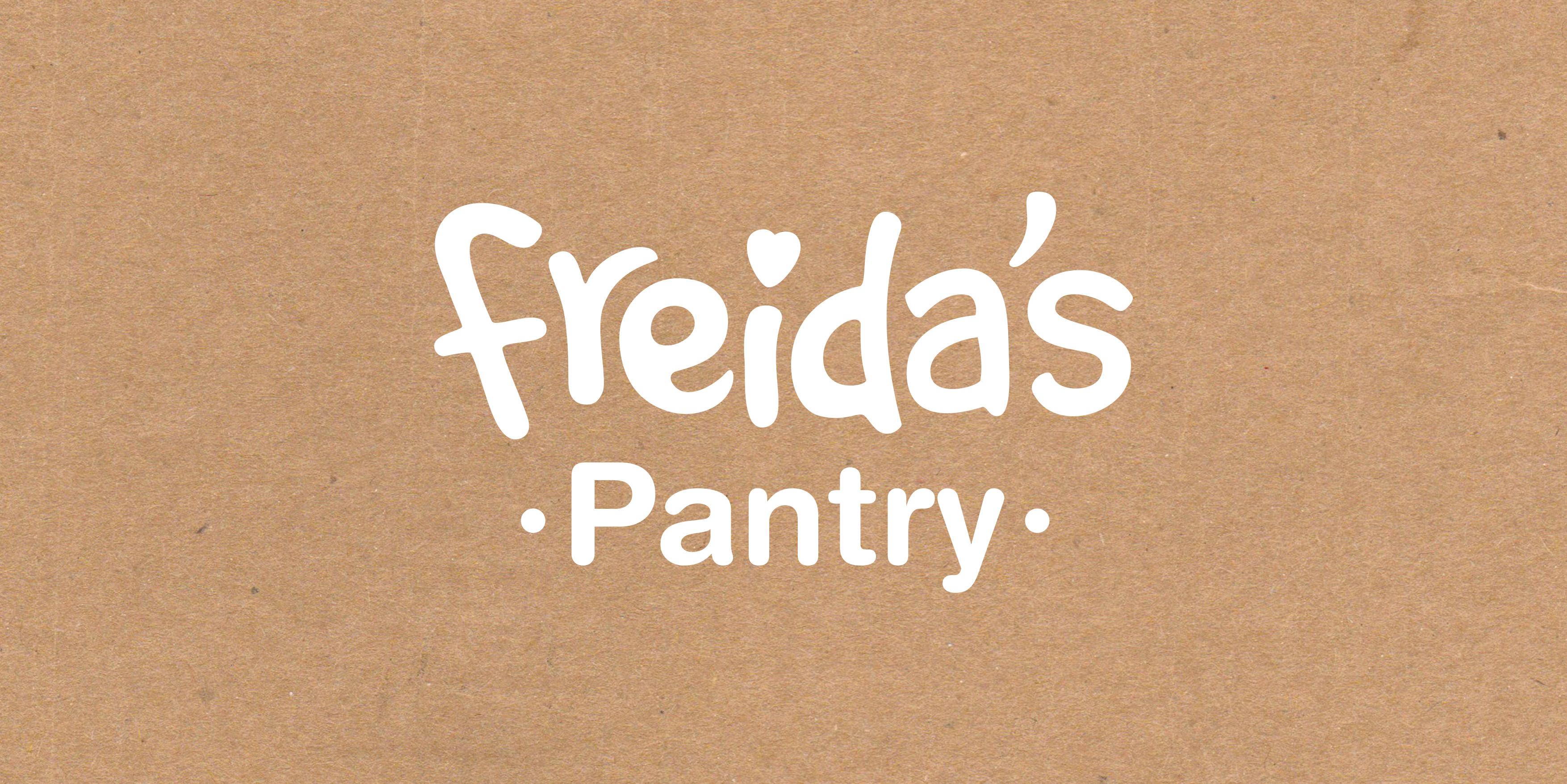 Freida's Pantry Logo Design