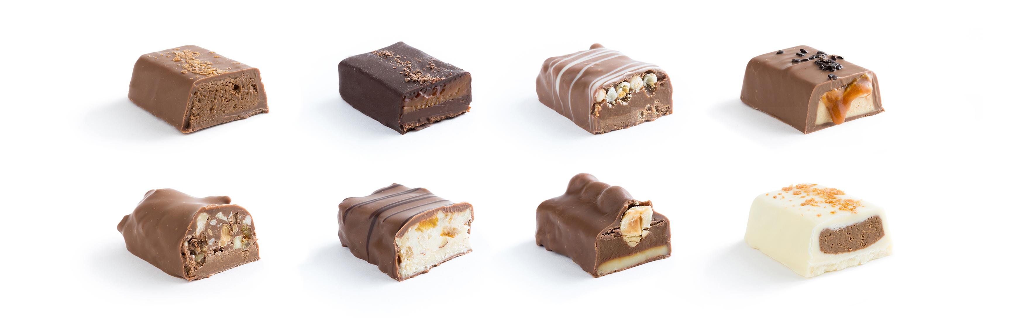 Grown Up Chocolate Company Bars