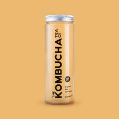 Kombucha Branding