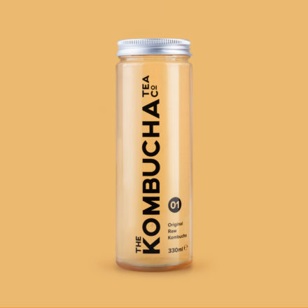 Kombucha Branding and Packaging by Toast Food