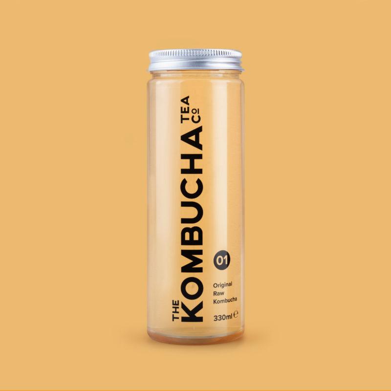 Kombucha Branding and Packaging by Toast Food