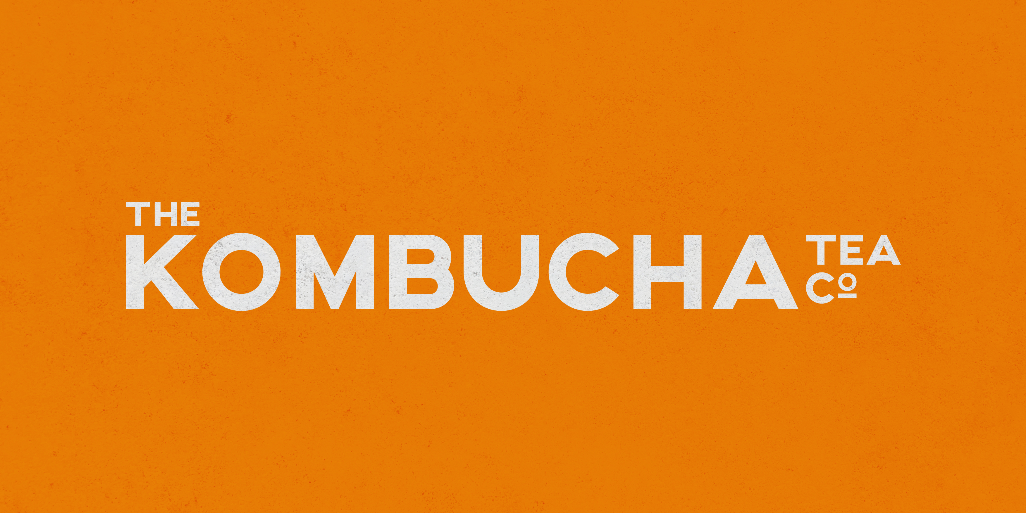 The Kombucha Tea Co branding by Toast Food