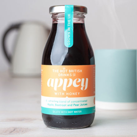 Appey Drinks Branding