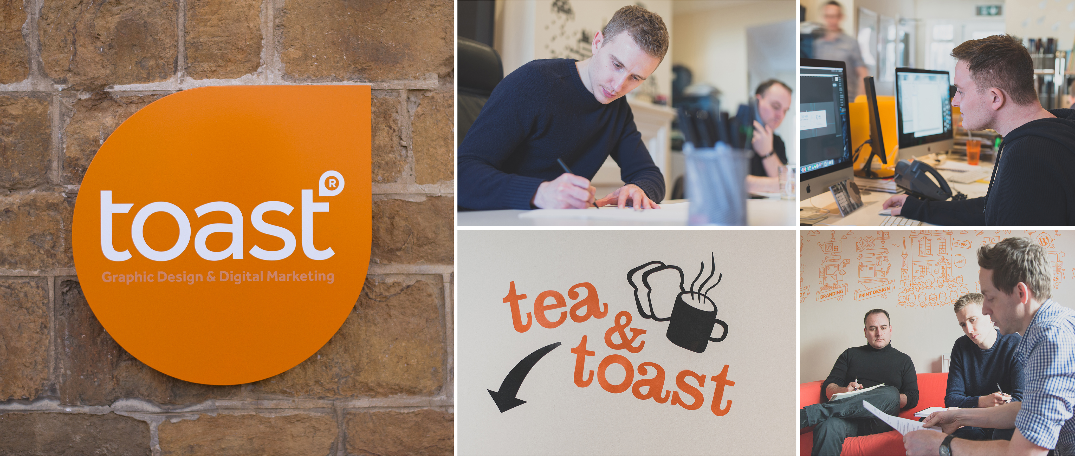 About Toast Food, Food branding and packaging specialists.