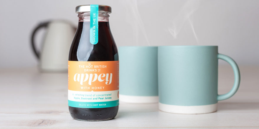 Appey Drink Branding and Packaging