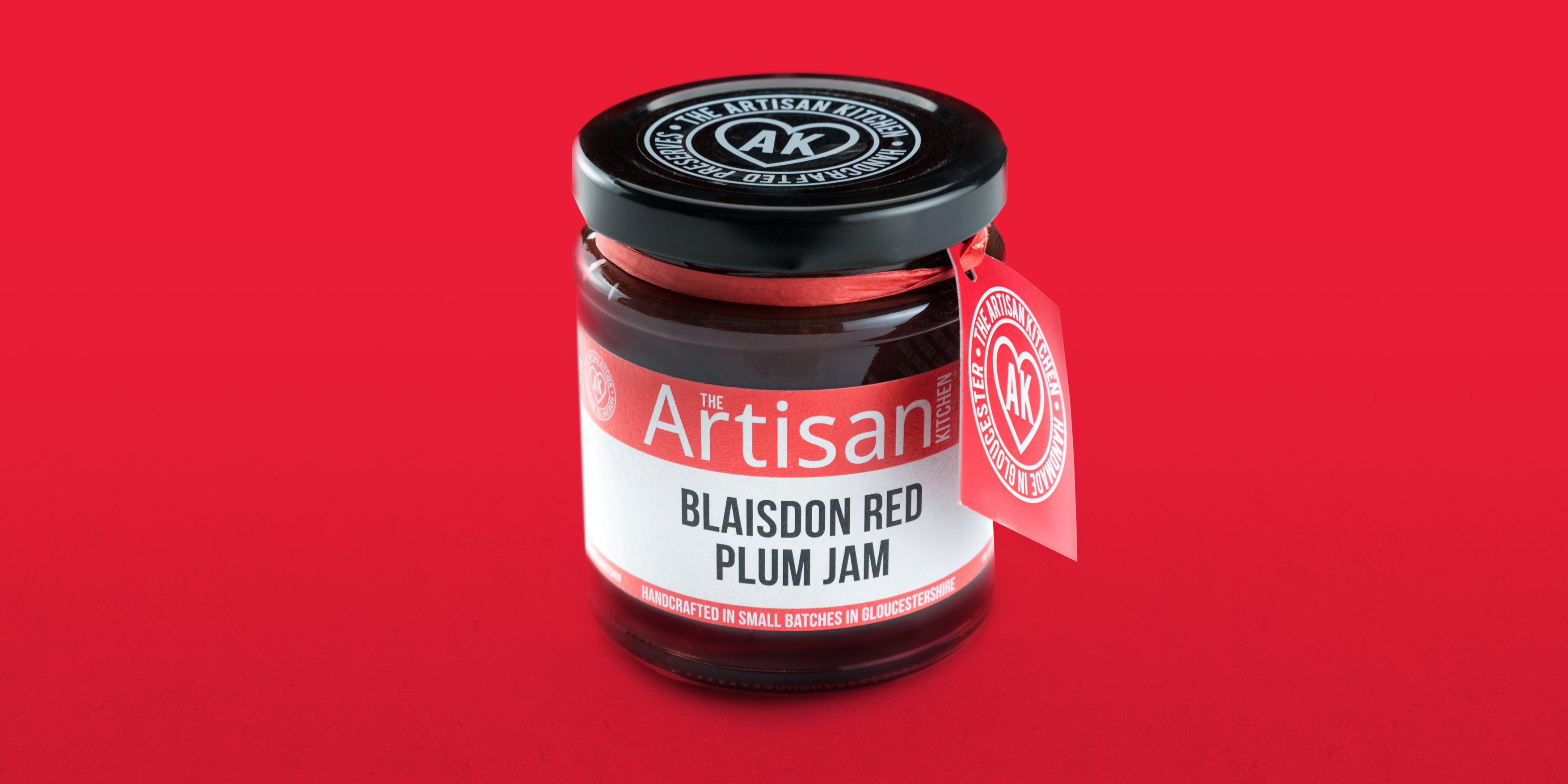 The Artisan Kitchen Brand Design by Toast Food