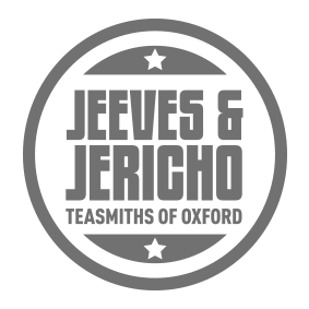 Jeeves & Jerciho Tea Branding by Toast Food