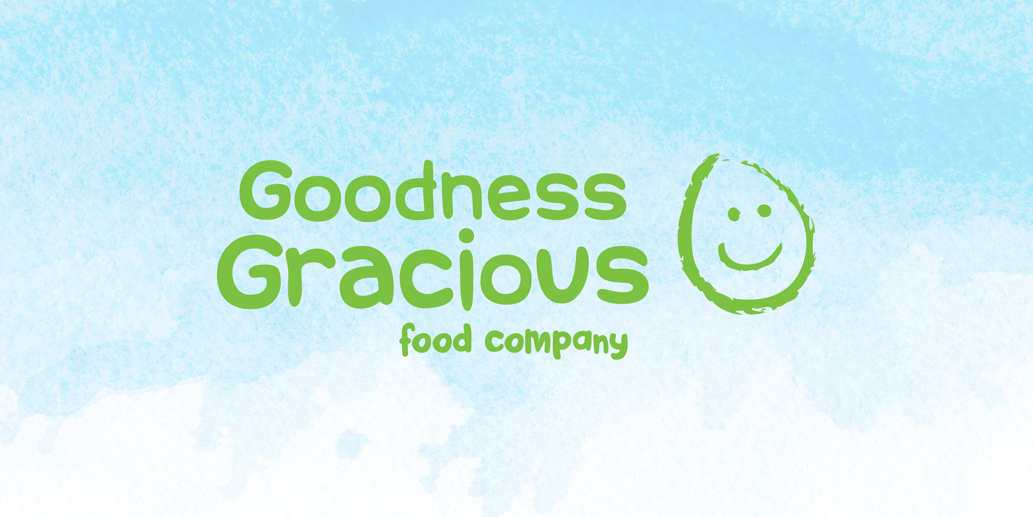 Goodness Gracious Brand Design by Toast Food