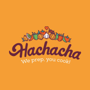 Hachacha Curry Sauce Branding