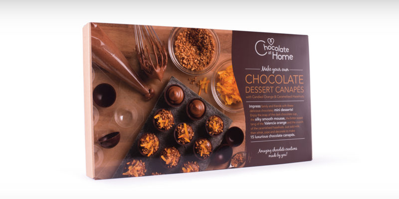 Chocolate Branding and Packaging