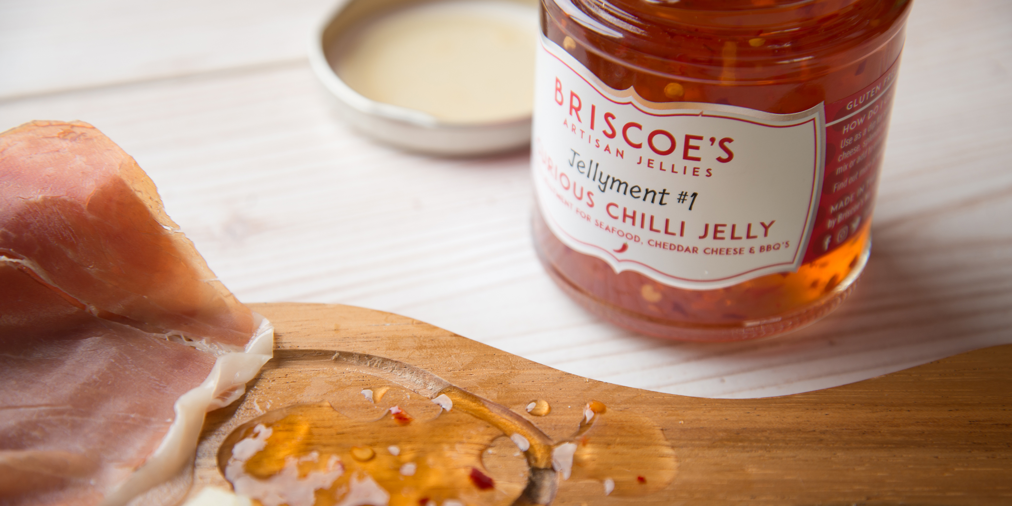 Briscoe's Jellyments Branding and Packaging by Toast Food
