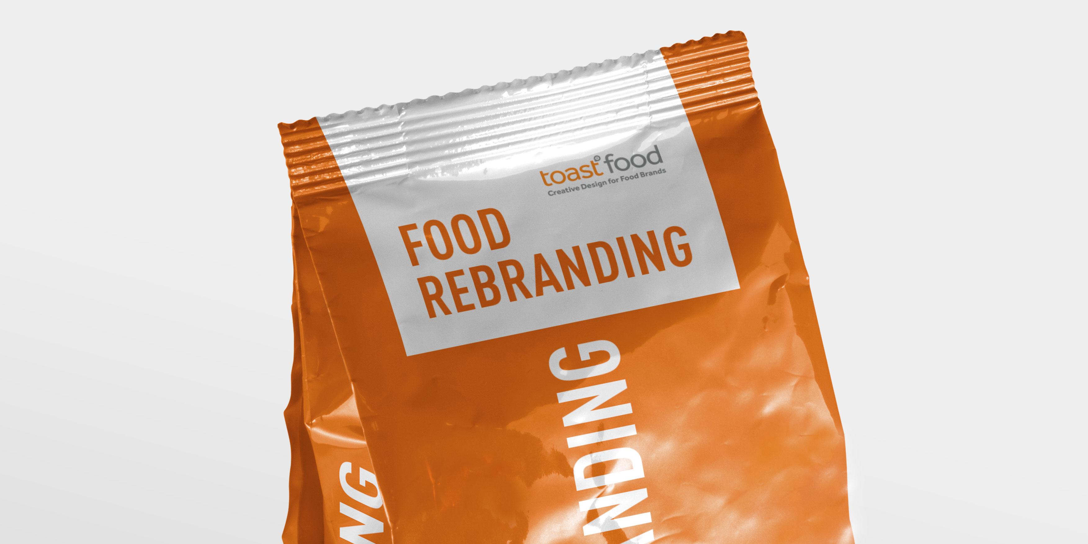 Rebranding Food