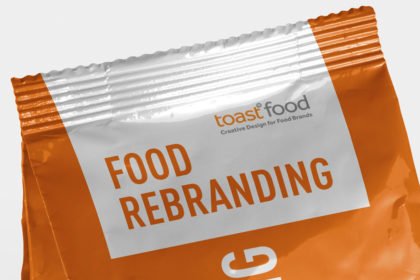 Rebranding Food Brands