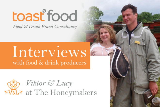 The Honeymakers - Toast Food Interview