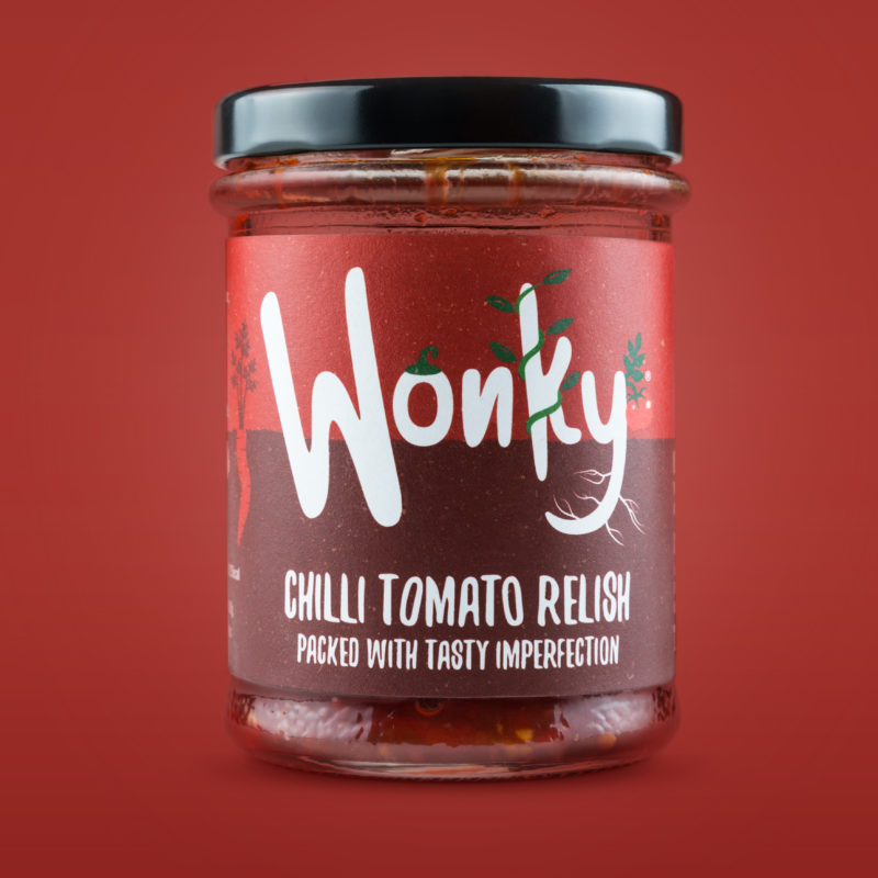 The Wonky Food Company Branding & Packaging by Toast Food