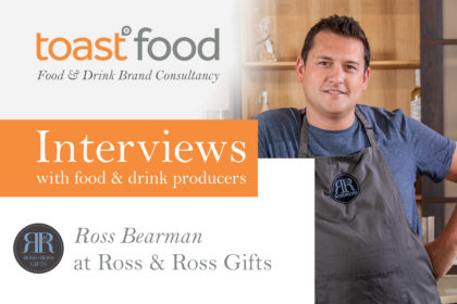 Toast Food Interview with Ross Bearman from Ross & Ross