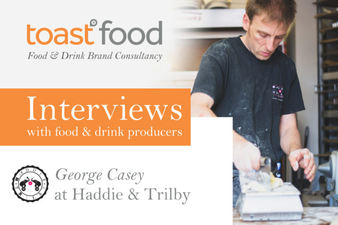 Toast Food interview with Haddie & Trilby