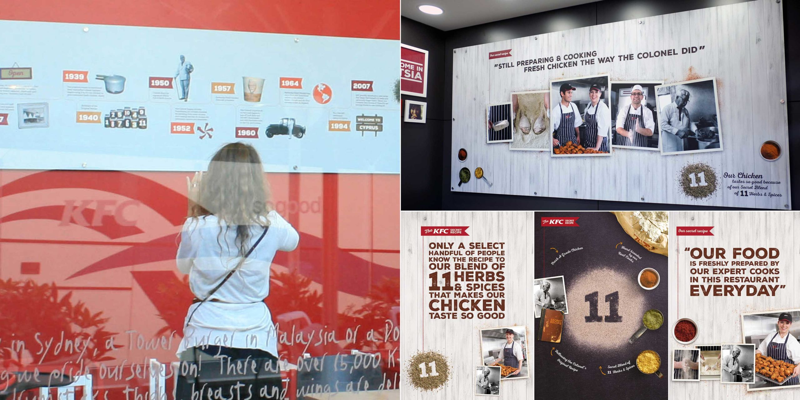 Brand Implementation - KFC by Toast Food